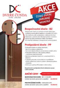 DVEŘE ČUNDA   Prodej a montáž dveří a zárubní
